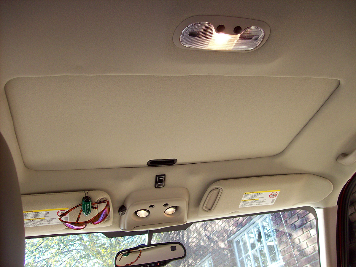 Auto Interiors Tops Sunroof Raleigh Auto Repair Replacement New